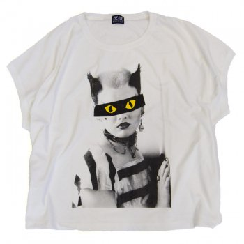 ▼APOCALYPSE - NEKOMUSUME WIDE T-shirt ▼