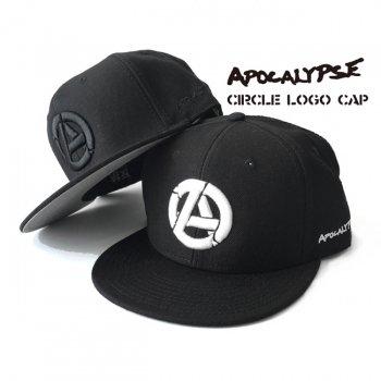 ▼APOCALYPSE - CIRCLE LOGO CAP▼