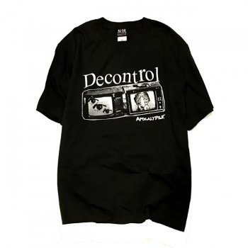 ▼APOCALYPSE - Decontrol T-shirt ▼