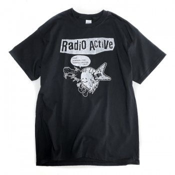 ▼RADIO ACTIVE - 1st demo jacket T-sh CD ver.▼