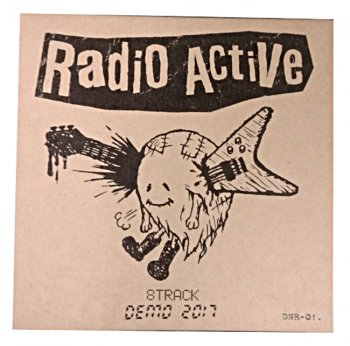▼RADIO ACTIVE - 1st demo CD▼