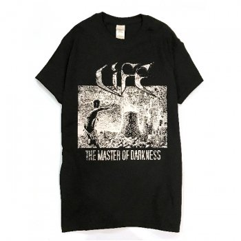 ▼LIFE - THE MASTER OF DARKNESS T-shirt▼