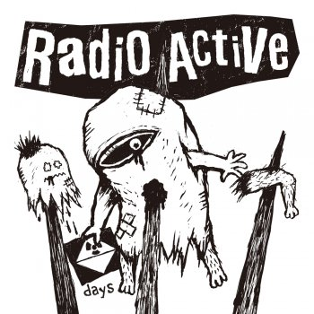 ▼RADIO ACTIVE - days CD▼