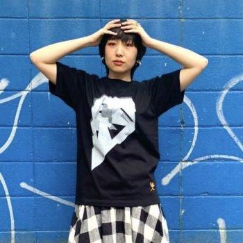 ▼SPACE×後藤美月 おなみだぽいぽいTシャツ▼