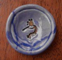 ココペリの小皿 ブルー