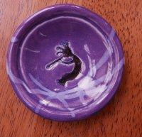 ココペリの小皿 パープル