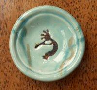 ココペリの小皿 グリーン