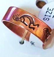 ココペリのリング copper 13