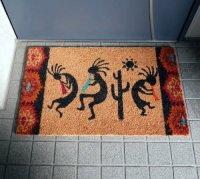 ココペリの玄関マット
