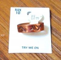 ココペリのリング copper 10