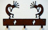ココペリの壁掛けフック 3本
