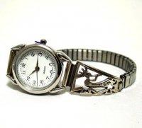 ココペリの腕時計 レディース ホワイト