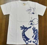 ココペリのTシャツ ホワイト XL