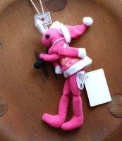 ココペリドール クリスマス/ピンク Sサイズ
