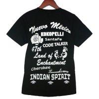 ココペリのTシャツ 黒