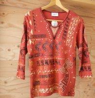 ココペリのTシャツ 7分袖 レディース
