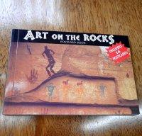 ロックアートのポストカードブック