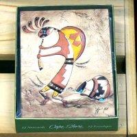 Cape Shore ココペリのカード 12枚セット