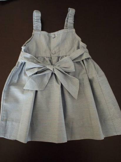 502b0399a49ef スモッキング刺繍 ベビードレス 《パンツ付》 - ハンドメイド刺繍&輸入 ...