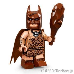 レゴ ミニフィグ/Clan of the Cave Batman (洞窟暮らしのバットマン)【71017-04】