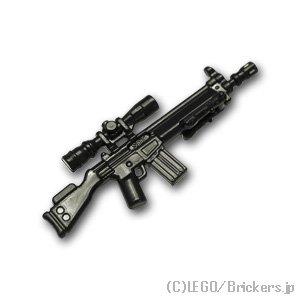 スナイパーライフル G3SG1:[Black / ブラック]