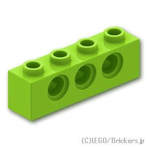テクニック ブロック 1 x 4 - 穴3:[Lim...