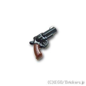 ハンドガン M365 ブラウングリップ:[Black / ブラック]