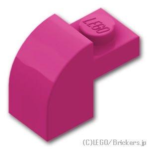ブロック 2 x 1 x 1 & 1/3 - カーブ...