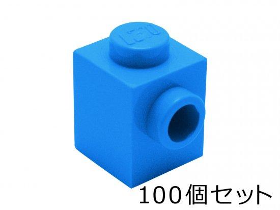 ブロック 1 x 1 - 1面スタッド:[Dark A...