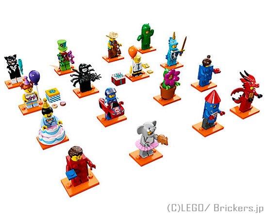 LEGO ミニフィギュアシリーズ - 18 - 16体セット