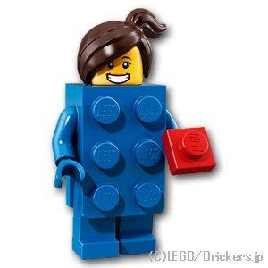 レゴ ミニフィグ/レゴブロックガール【71021-03】