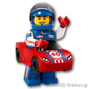 レゴ ミニフィグ/レースカーマン 【71021-13】