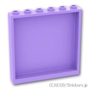 パネル 1 x 6 x 5:[Lavender / ラベンダー]