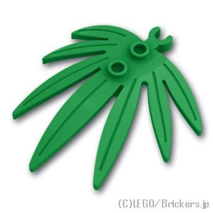 ソードリーフ 6 x 5 タイプ2:[Green / ...