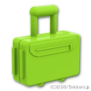 スーツケース ロングハンドル:[Lime / ライム]
