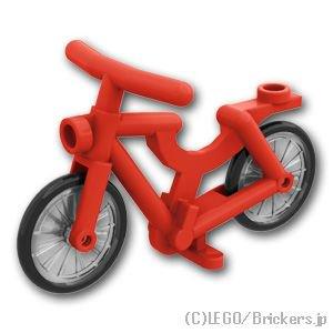 自転車:[Red / レッド]