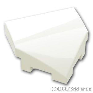 ウェッジ 2 x 2:[White / ホワイト]
