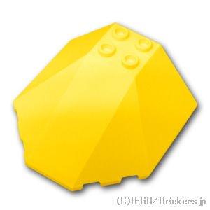 ウィンドウスクリーン 6 x 6 x 2 - キャノピー:[Yellow / イエロー]