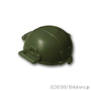 アーミーヘルメット BK1X:[Tank Green / タンクグリーン]