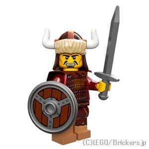 レゴ ミニフィグ/フン族の戦士【71007-02】