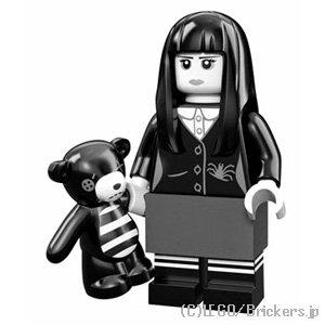 レゴ ミニフィグ/不気味な女の子【71007-16】