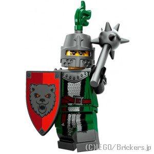 レゴ ミニフィグ/怖い騎士【71011-03】