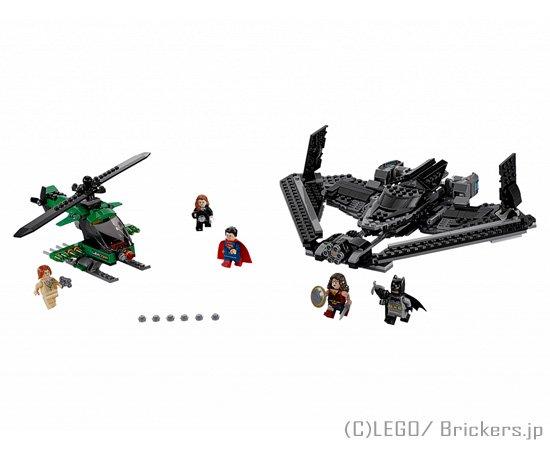 レゴ スーパー・ヒーローズ/正義のヒーロー:スカイハイバトル 【76046】