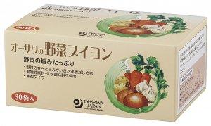 オーサワの野菜ブイヨン 150g(5g×30包)