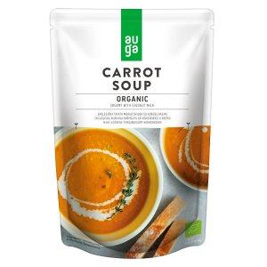 ムソー オーガニックキャロットスープ 400g