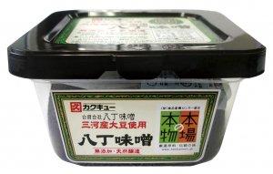 カクキュー 三河産大豆使用 八丁味噌 300g