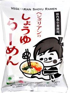 桜井食品 ベジタリアンのラーメン醤油 98g