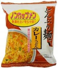 トーエー どんぶり麺・カレーうどん 86.8g