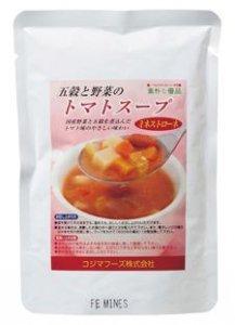 コジマフーズ 五穀と野菜のトマトスープ(ミネストローネ) 160g