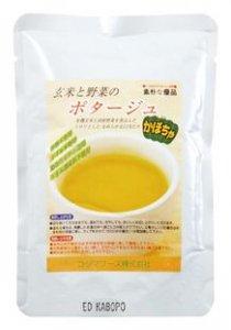 コジマフーズ 玄米と野菜のポタージュ(かぼちゃ) 180g